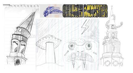 Church Monster2