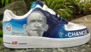 Barack Obama Sneakers