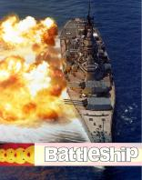 Plunge battleship