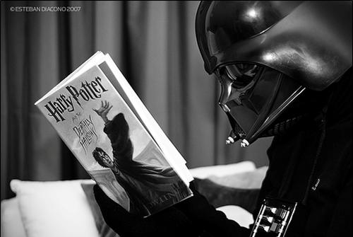 Vader and Harry