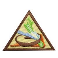 snack badge