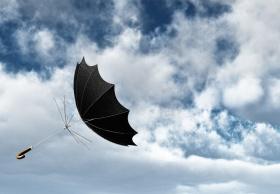 wind umbrella