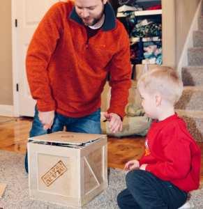 man crate